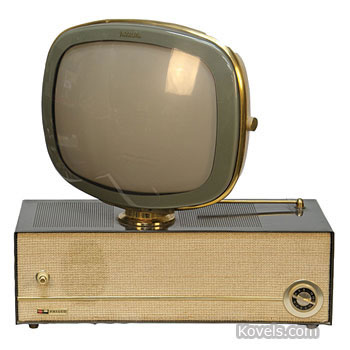Idea very Round screen vintage televisions
