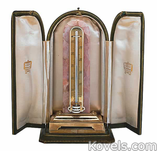Antique Thermometer | Technology Price Guide | Antiques