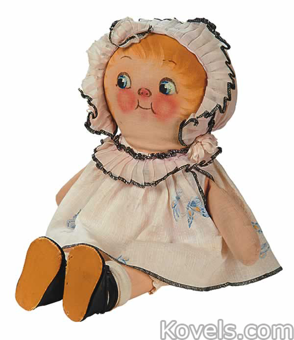 a5dfde81b0c69 Antique Doll | Toys & Dolls Price Guide | Antiques & Collectibles ...