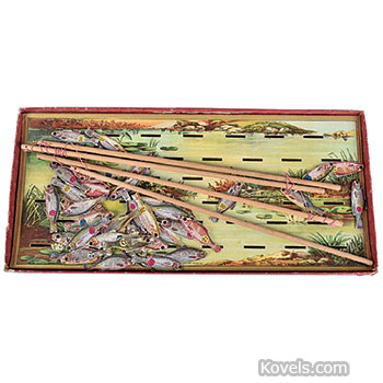 Antique Game | Toys & Dolls Price Guide | Antiques