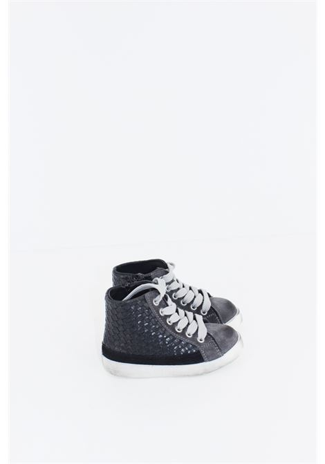 2 STAR | Sneakers | SNEAK066NERA-GRIGIA