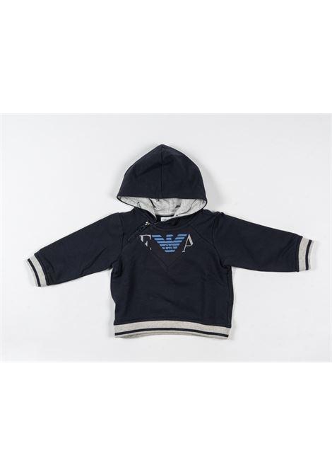 ARMANI | sweatshirt | ARM105BLU