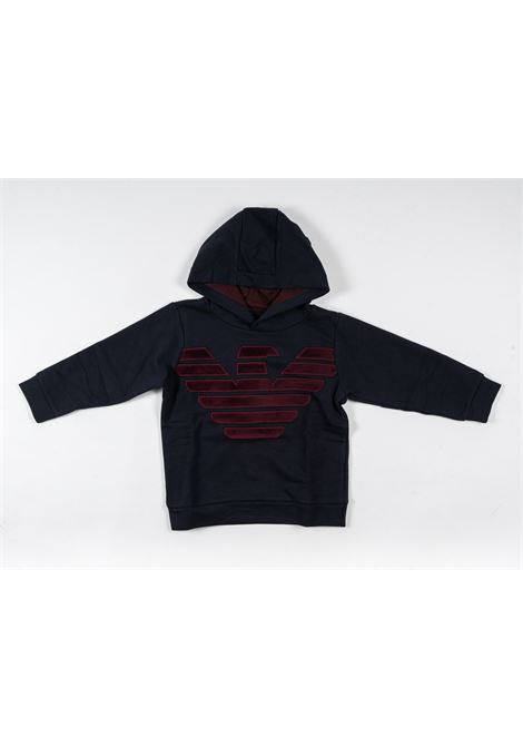 ARMANI | sweatshirt | ARM109BLU
