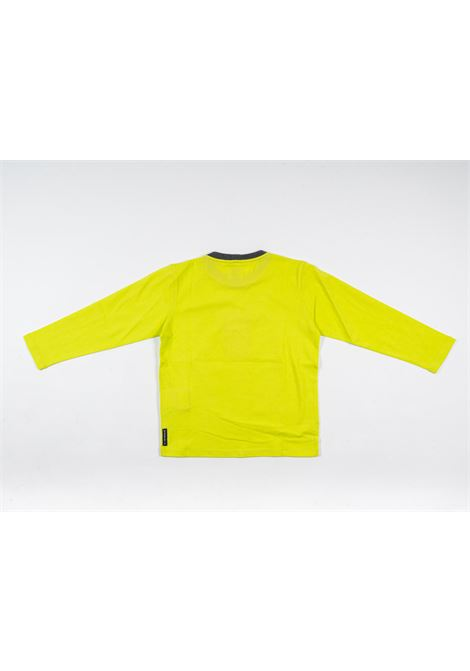 ARMANI | t-shirt long sleeve | ARM122VERDE