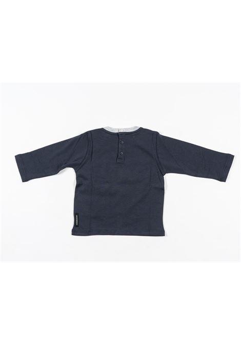 ARMANI | t-shirt long sleeve | ARM124BLU