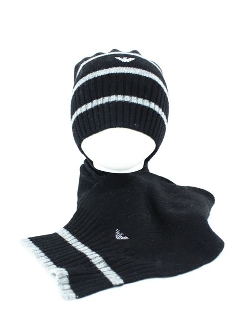 Cappello e sciarpa Armani ARMANI | Cappello | ARML3401NERO