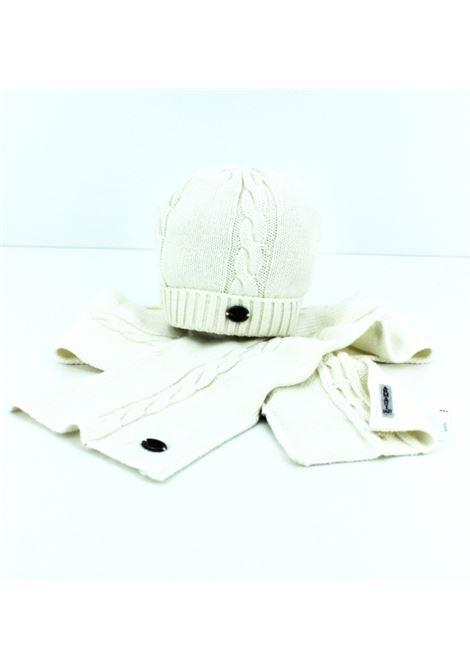 Cappello e sciarpa Armani ARMANI | Cappello | ARMUK830PANNA