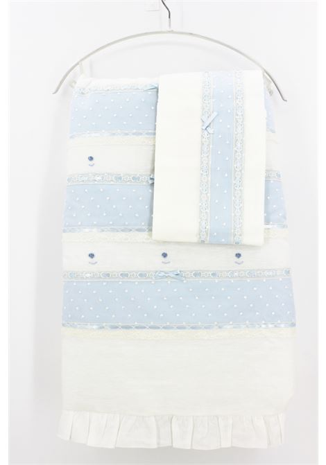 BIMBI CHIC | padded blanket | SIMONE COORDCIELO-AVORIO