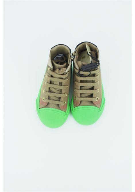 BURBERRY | Sneakers | 4065064VERDE