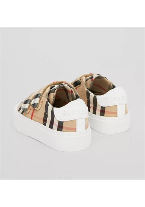 SNEAKERS BURBERRY BURBERRY | Sneakers | 8018821CHECH CLASSICO