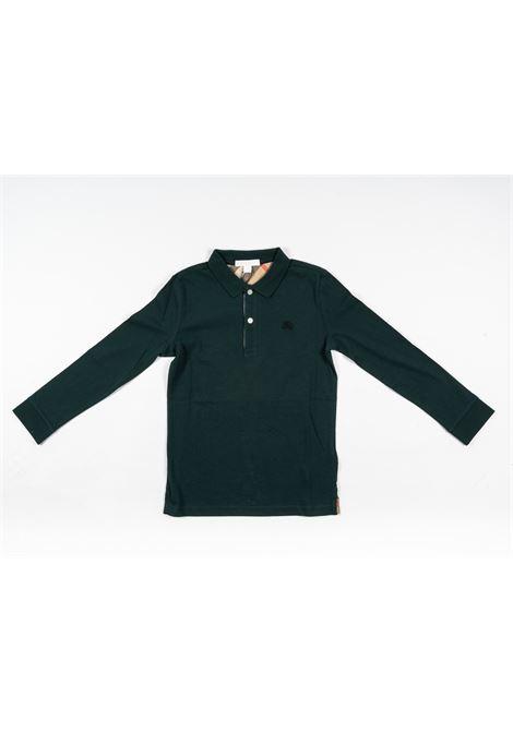 BURBERRY | T-shirt | BUR414VERDE