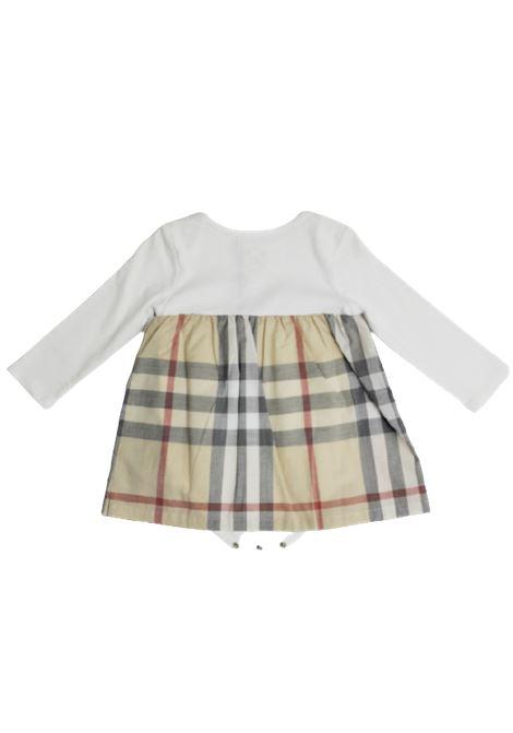 BURBERRY | Dress | BUR526CHECK BEIGE