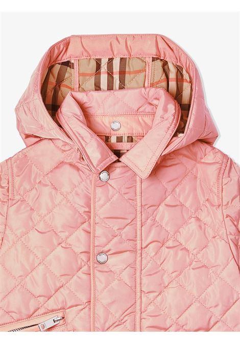 BURBERRY | jacket | BUR8022299ROSA CHECK BEIGE