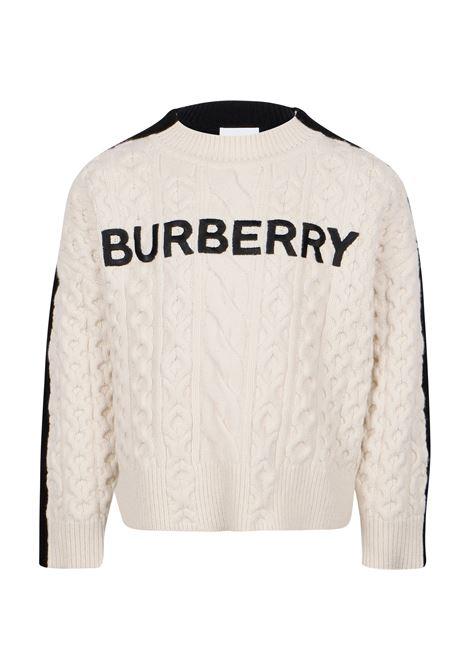 BURBERRY |  | BUR8032501PANNA NERO