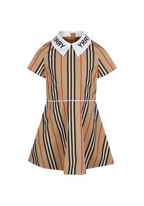 BURBERRY | Dress | BUR8033209CHECK BEIGE