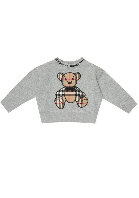 BURBERRY | sweatshirt | BUR8033251GRIGIO
