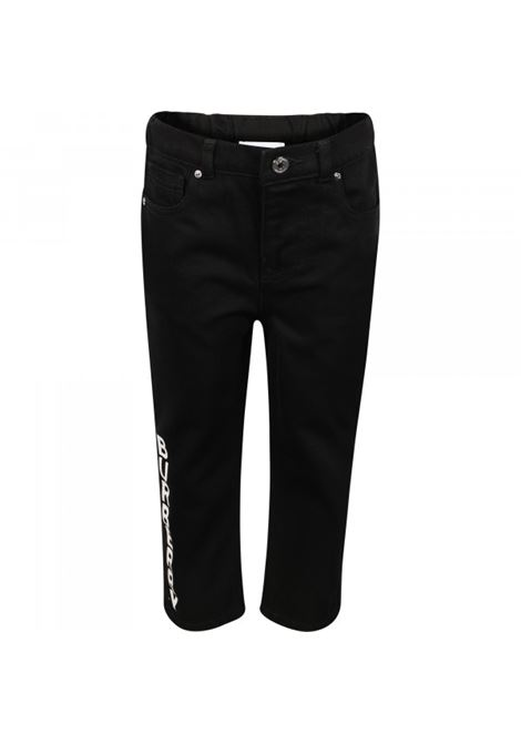 BURBERRY | trousers | BUR8033291NERO