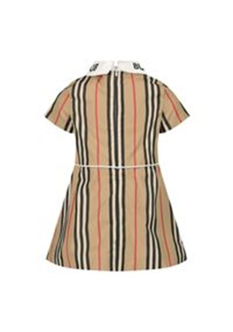 BURBERRY | Dress | BUR8036094CHECK BEIGE