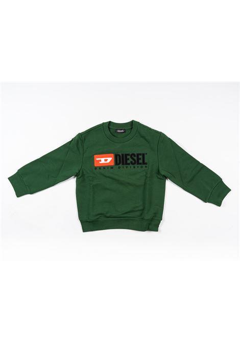 DIESEL | sweatshirt | DIE12VERDE