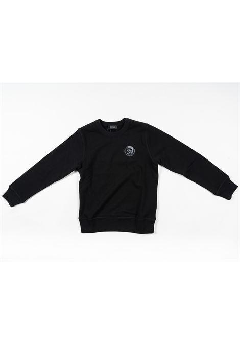 DIESEL | sweatshirt | DIE13NERO