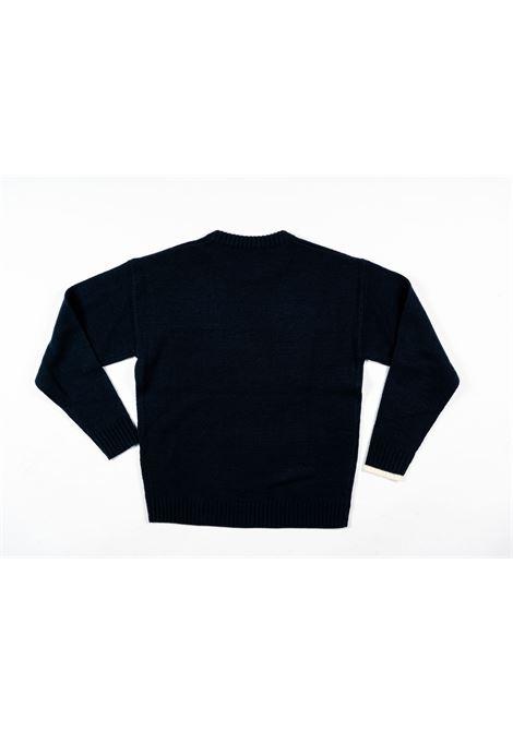 DIESEL | wool sweater | DIE74BLU