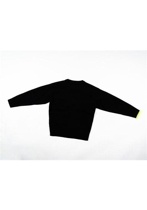 DIESEL | wool sweater | DIE74NERO