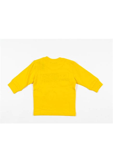 DIESEL | t-shirt long sleeve | DIE78GIALLO