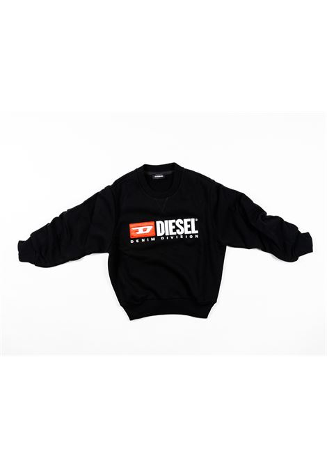 Felpa Diesel DIESEL | Felpa | DIE90NERO
