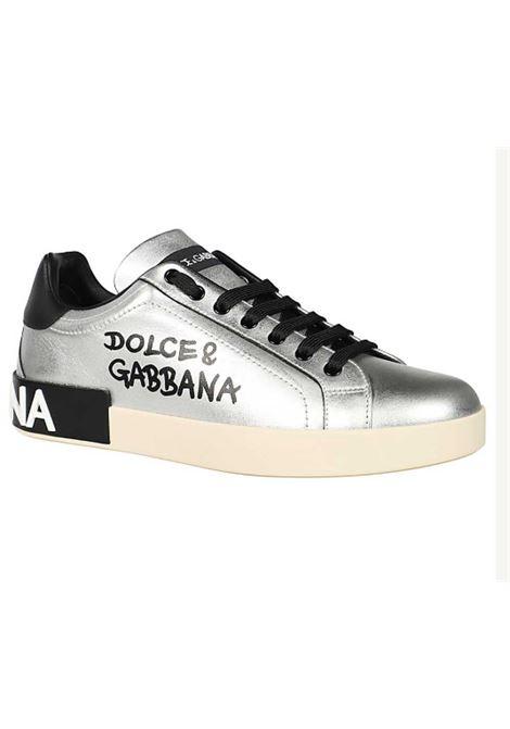 SNEAKERS DOLCE&GABBANA DOLCE E GABBANA | Sneakers | CS1773ARGENTO