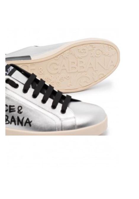SNEAKERS DOLCE&GABBANA DOLCE & GABBANA | Sneakers | CS1773ARGENTO