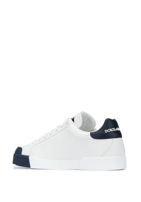 DOLCE E GABBANA | Sneakers | CS1802BLU-BIANCA