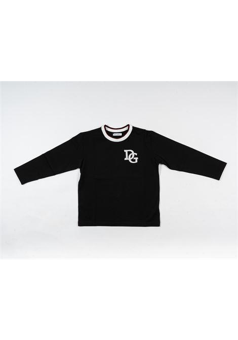 T-shirt Dolce & Gabbana DOLCE E GABBANA | T-shirt m/l | DOL25NERO