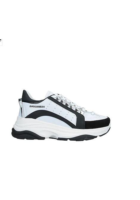 DSQUARED2 | Sneakers | 11570001M1576BIANCA-NERA
