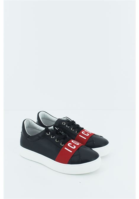 Sneakers Dsquared2 DSQUARED2   Sneakers   59780ANERA-ROSSA