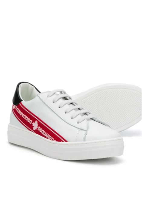 Sneakers Dsquared2 DSQUARED2   Sneakers   65136BIANCA