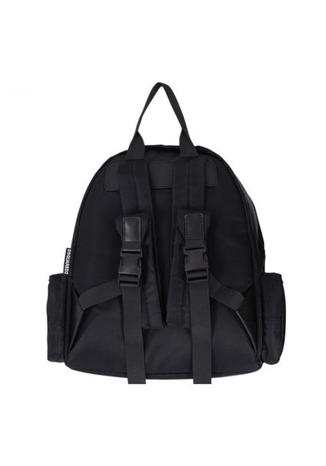 DSQUARED2 | backpack | DSQ127NERO