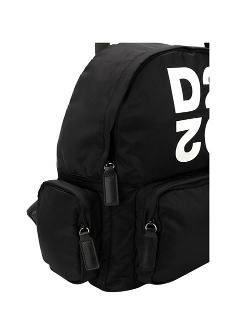 DSQUARED2 | backpack | DSQ439NERO