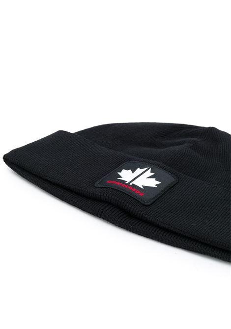 DSQUARED2 | hat | DSQ442NERO