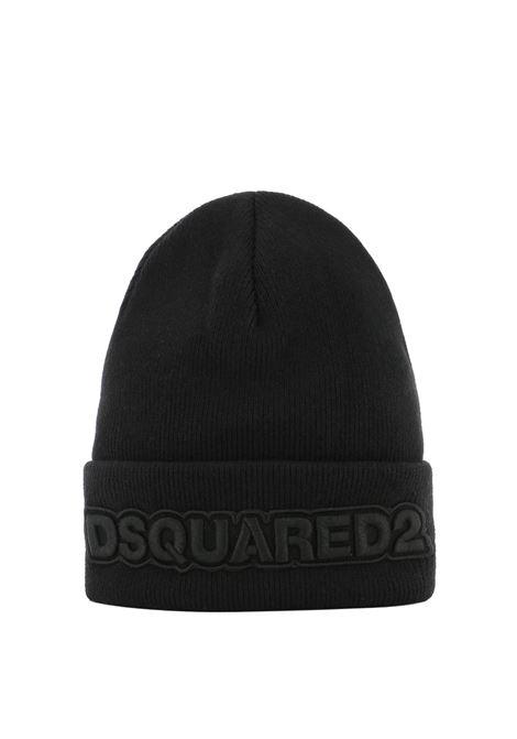 DSQUARED2 | hat | DSQ445NERO