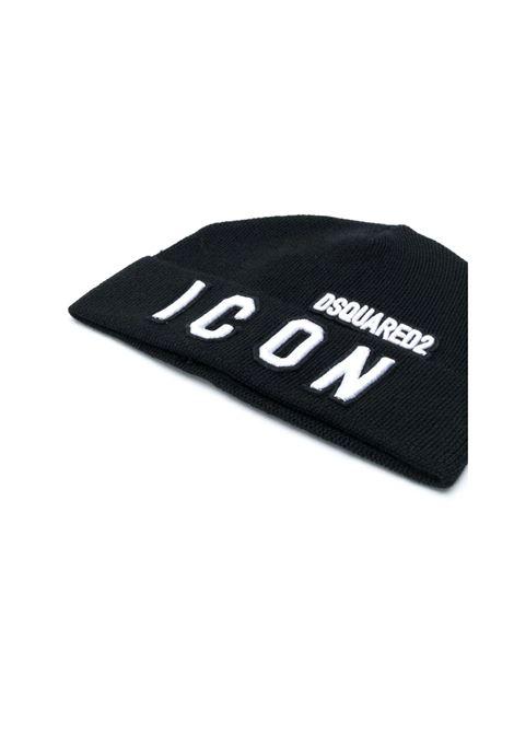 DSQUARED2 | hat | DSQ446NERO
