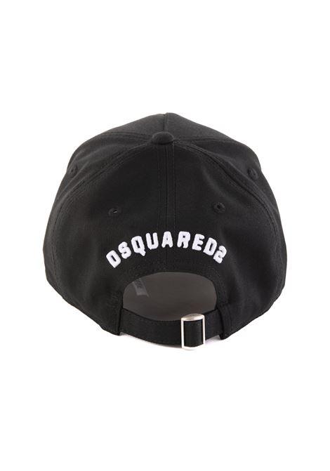 DSQUARED2   hat   DSQ448NERO