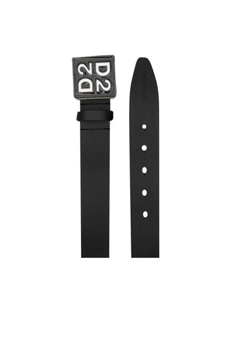 DSQUARED2 | belt | DSQ458NERO