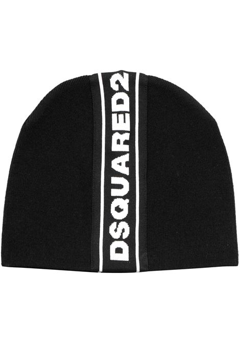 DSQUARED CAPPELLO DSQUARED2 | Cappello | DSQ504NERO