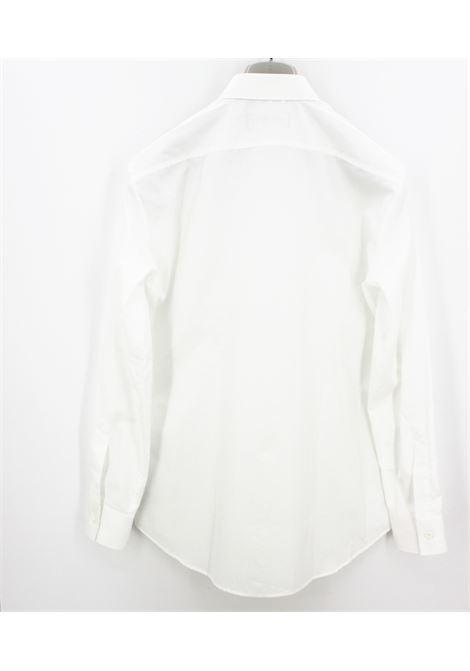 DSQUARED2 | shirt | S74DM0287BIANCO