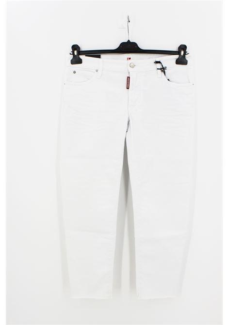 Jeans Dsquared2 DSQUARED2 | Jeans | S75LB0208BIANCO