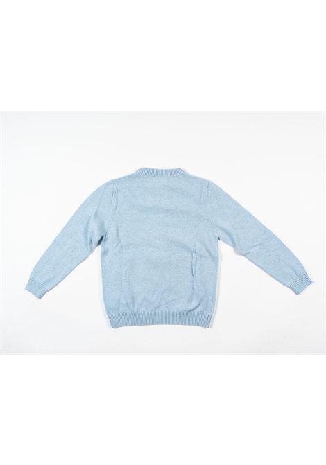 FENDI | wool sweater | FEN143CIELO