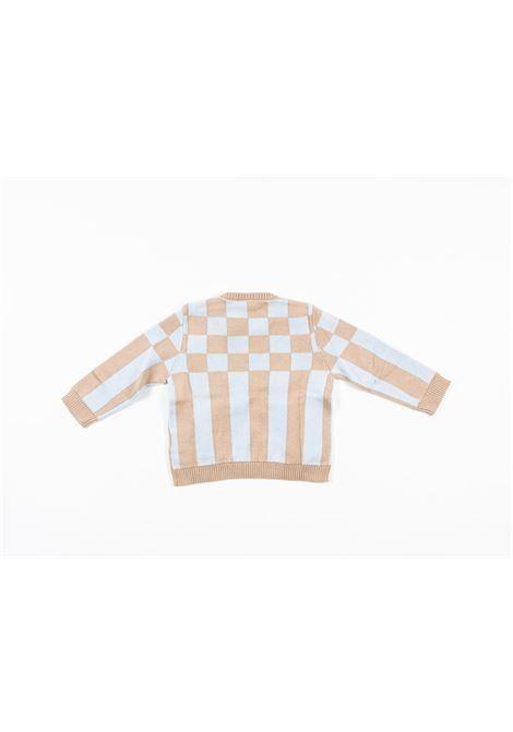 FENDI | wool sweater | FEN145CIELO BEIGE