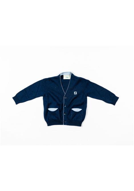 FENDI | wool sweater | FEN146BLU