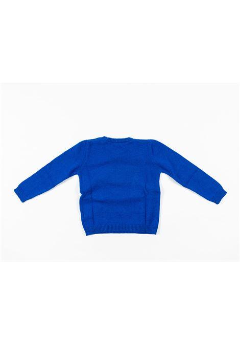 FENDI | wool sweater | FEN149BLUETTE