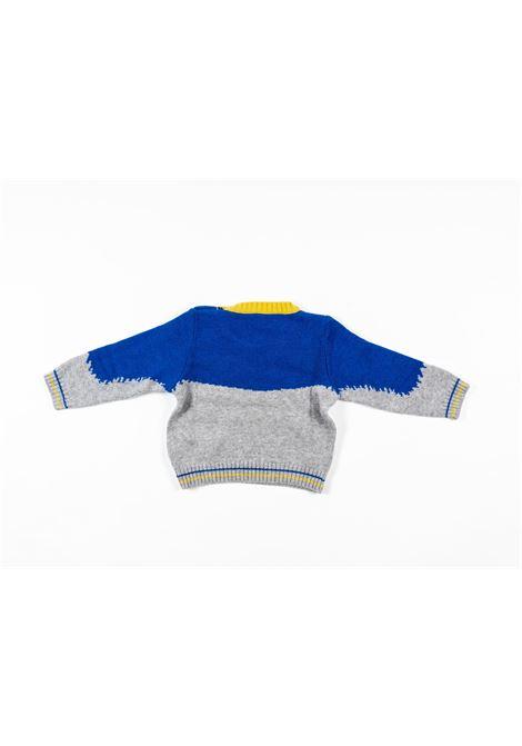 FENDI | wool sweater | FEN150BLUETTE GRIGIO